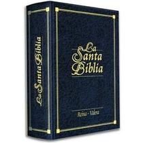 La Santa Biblia Reyna Valera Lujo
