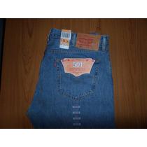 Pantalon Levis 501 100% Original Talla 40x32