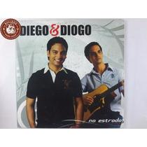 Cd Diego E Diogo Na Estrada - C2