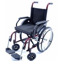 Cadeira De Rodas Infantil Acolchoada Confort Prolife