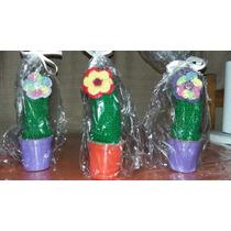 Cactus En Crochet.