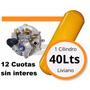 Instalación Equipo Gnc 3ra Generación Con Cilindro 40 Lts