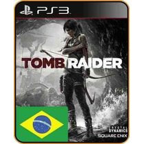 Tomb Raider 2013 Português Ps3 Código Psn Envio Imediato