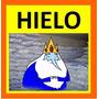 Hielo Rolito Bolsa 4kg Villa Urquiza