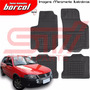 Tapete Borracha Interlagos Gol G4 1.6 2005 A 2014 Borcol 4pç