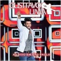 Gustavo Lima Ao Vivo Em Sao Paulo Cd Lacrado Original