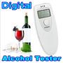 Bafômetro Digital Portátil Teste Rápido - Pronta Entrega