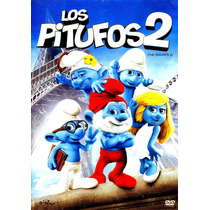 Dvd Pitufos 2 ( The Smurfs 2 ) 2013 - Raja Gosnell / Neil Pa