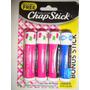 Protector Labial Chap Stick 100% Originales De Usa