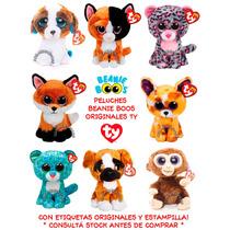 Peluches Beanie Boos Animales - Unicos 100% Originales Ty!