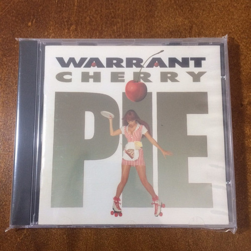Warrant cherry pie cd