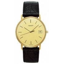 Relógio Tissot Goldrun Ouro Amarelo T71.3.106.21