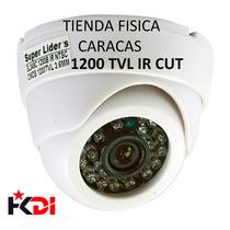 Camara Domo 1200 Tvl Ir Cut 6mm Tienda Fisica Caracas