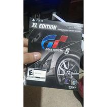 Gran Turismo 5 Xl Edition Codigo Del Juego (no Incluye Juego