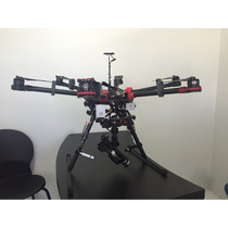 Drone Dji S900 Com Controladora A2 E Zenmuse Gh4 Hd