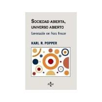 Libro Sociedad Abierta Universo Abierto *cj