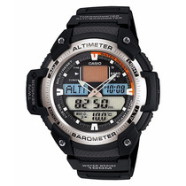 Reloj Casio Sgw-400h Altimetro Barometro Termometro