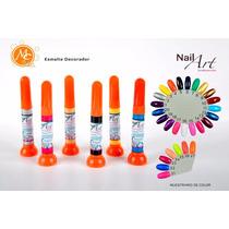 Esmalte Decorador Nail Art Mc Nails
