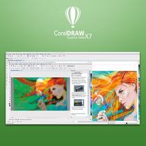 Coreldraw X7 Português 32/64 Bits Completo + Chave Ativação
