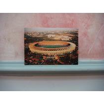 Cartão Postal Estadio Mineirão Belo Horizonte Mg Antigo 03