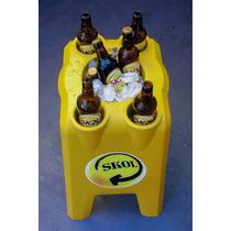 Porta Cervejas Mesa - Personalizada