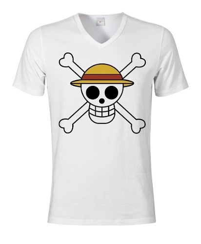 Remera One Piece Sombrero De Paja Luffy Bandera Anime Manga -   300 ... 53c7f3db4ea