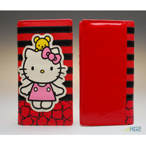 Monedero Hello Kitty Samrio Cartera Billetera 100% Calidad