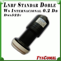 Lnb Doble Ws Internacional 0.2 Db