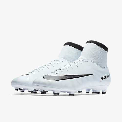 save off e4990 3a077 Botines Nike Mercurial Veloce Iii Cr7 Nuevos Blanco -  3.000,00 en Mercado  Libre