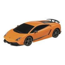 Carrinho De Controle Remoto Xq Lamborghini Buro 24/7 1:24 -