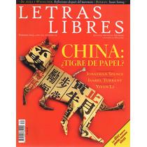 Letras Libres - China - Los10 Mejores Poetas Mexicanos Vivos