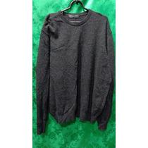 Blusa Suéter De Lã Masculina Marca Zara - Importado Tm/ Gg