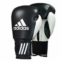 Guantes De Box Adidas 18oz, Piel, Profesional,entrenamiento