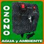 Planta Ozono Ambient Dual - Fija Mr + Filtro Agua + Obsequio