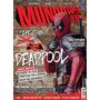 Revista Mundo Super Herois 76 = Deadpool Filme Do Ano Nova!