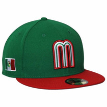 Gorra Oficial Mexico Clasico Mundial 2017 New Era 59 Fifty