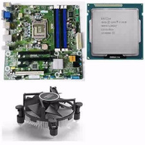 Kit Q77m 1155 I3/i5/i7 Até 32gb + Core I5 3470 3.2 Ghz