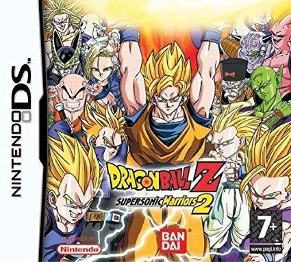 Juegos Digitales Nintendo Ds Coleccion Dragon Ball Para R4 Bs 600