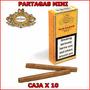 Cigarros Cubanos Partagas Mini Caja X 10 Local Microentro