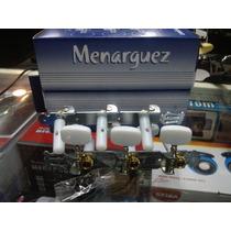 Clavijero Menarguez N°10 Para Criolla En Caja C/tornillos