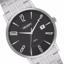 Relógio Orient Esporte Masculino Aço Wr 30m Mbss1257 G2sx