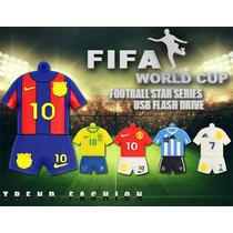 Memoria Usb Futbol Messi 8gb