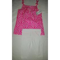 Set Blusa Musculosa + Calza Carters Nena