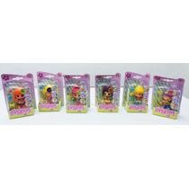 Set De 5 Pza Figura Basica Pinypon / Juguete Original