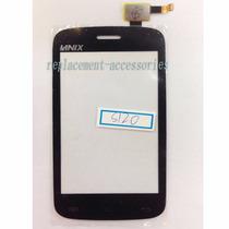 Touch Digitalizador Para Lanix Ilium S120 Negro