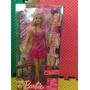 Muñeca Barbie Peinados Glam Original Mattel
