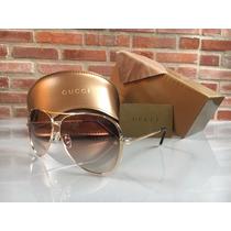 Oculos De Sol Feminino Gucci Avidor Original 2016/17