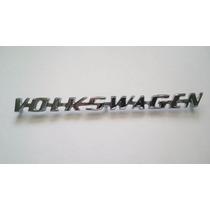 Volkswagen Emblema Letrero Metalico