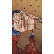 Camisa Y Pantalón Epk Niño