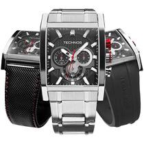 Relógio Technos Masculino Sports Os2aaf/1p.
